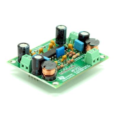 MP3122 - Цифровой усилитель D-класса мощностью 2 x 15 Вт.