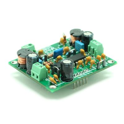 MP3125 - Цифровой усилитель D-класса мощностью 2x10Вт.