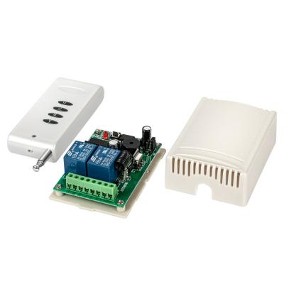 MP323RX3 - Универсальный комплект 433МГц, 2 реле, 10А, 2200Вт, 300м