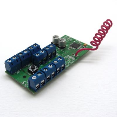 MP3329 - Передатчик, от 1 до 8 каналов, 433 МГц (триггер)