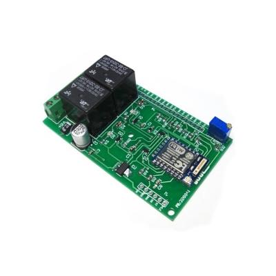 MP3509 - Wi-Fi реле с термометром с 2-мя реле по 2 кВт (на базе ESP8266)
