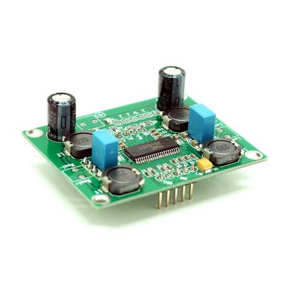 MP49152 - Цифровой усилитель D-класса, 2 x 20Вт SANYO