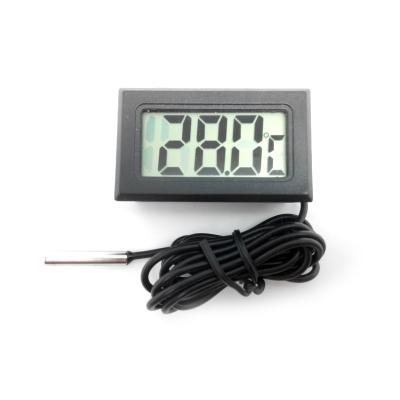 MP512 - Встраиваемый цифровой термометр с выносным датчиком
