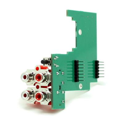 MP5630I4 - 4х канальный предварительный усилитель для драйвера MP5630 (квадро)