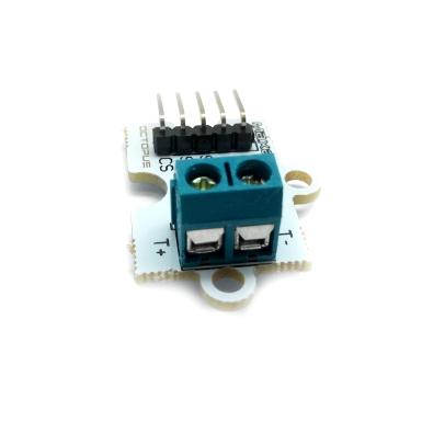 MP596 - Цифровой преобразователь для термопары серии К, на базе MAX6675