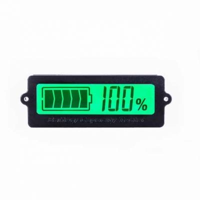 MP606 - Графический индикатор заряда АКБ - 12В, 24В, 36В, 48В, 60В