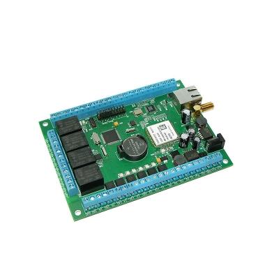MP718m Laurent-5G - Многофункциональный сетевой контроллер управления c GSM функционалом ( Ethernet реле + GSM)