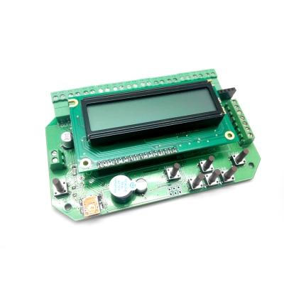 MP8036 - 12-ти канальный таймер, термостат, АЦП, часы,  v1,95а