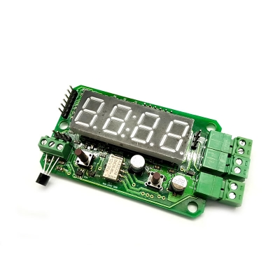 MP8037R - Цифровой термометр/термостат до 4кВт (20А)
