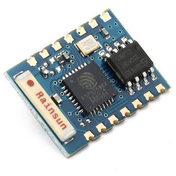 MP8266-03 - WiFi модуль ESP8266EX-03