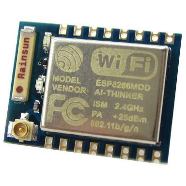MP8266-07 - WiFi модуль ESP8266EX-07 с увеличенной дальностью связи