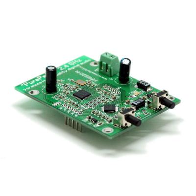MP8520T - PurePath ™ HD передатчик (2,4 ГГц) высококачественного стереофонического аудио сигнала