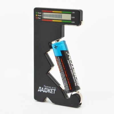 MT4015 - Тестер батареек BatChecker
