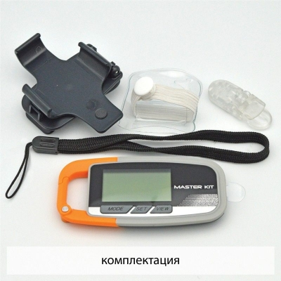 MT4092 - Шагомер «Шаги»