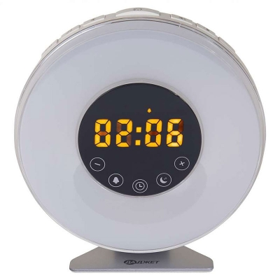 MT5045 - Светобудильник Новый  Рассвет