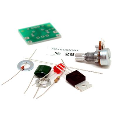 NF245 - Регулятор мощности 500Вт (2,2А)/ 220В