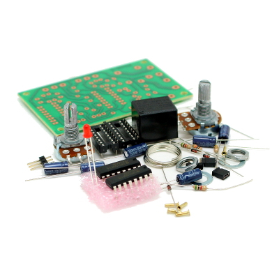 NF251 - Циклический таймер 1…180 минут (секунд) 220 В / 200 Вт