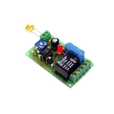 NK005 - Выключатель освещения с датчиком света