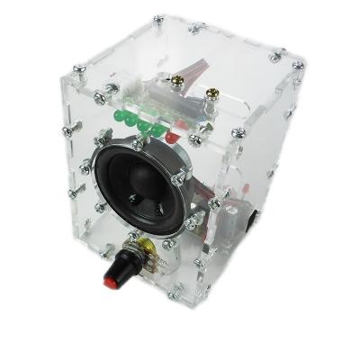 NK046box - DIY колонка - набор радиолюбителя для пайки и сборки