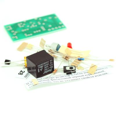 NK082 - Термо– и фотореле (комбинированный набор)