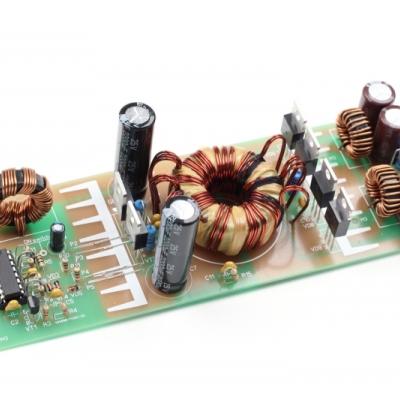 NM0605 - Автомобильный преобразователь 12 - +/-35В, 3А - набор для пайки