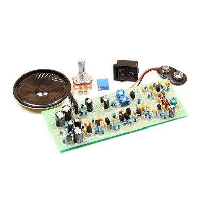 NM0703 - УКВ ЧМ радиоприемник с АПЧ и ИТН -  набор для пайки (fm радио)