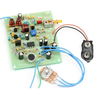 NM0704 - Набор для сборки портативной радиостанции 27МГц АМ