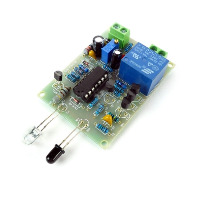 NM082 - ИК сенсор - набор для пайки