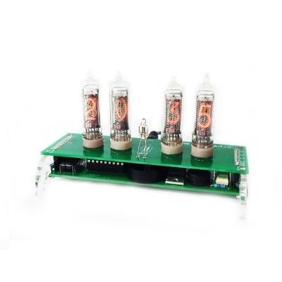 NM16 - Набор для сборки настольных часов на лампах ИН-16