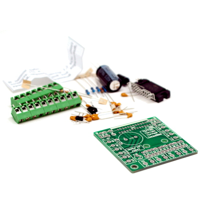 NM2032 - Набор для сборки усилителя НЧ 4х40Вт (TDA7386, авто)