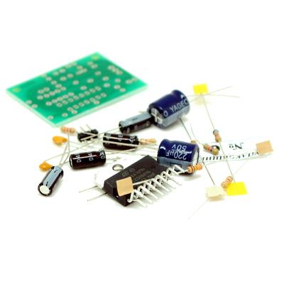 NM2033 - Усилитель НЧ 100Вт, моно (TDA7294) - набор для пайки