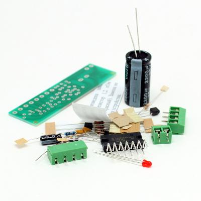 NM2039 - Набор для сборки усилителя НЧ 2х40Вт (TDA8560/ TDA8563)
