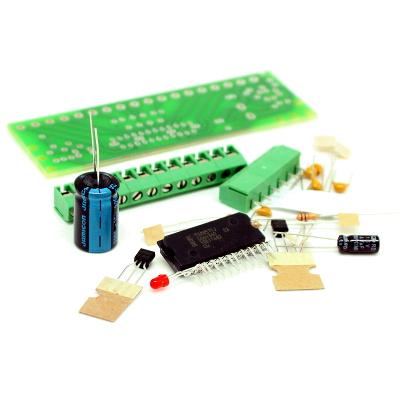 NM2040 - Набор для сборки усилителя НЧ 4х40Вт (TDA8571, авто)