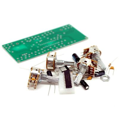 NM2111 - Стереофонический темброблок (LM1036)