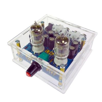 NM2119box - Набор для сборки предварительного усилителя на лампах (фонокорректор)