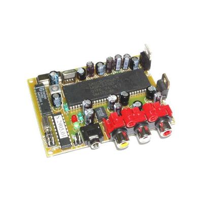 NM2905 - Декодер телевизионного стереозвукового сопровождения формата NICAM