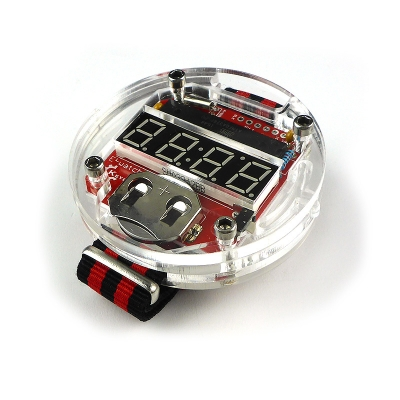 NM5040box - Набор радиолюбителя для сборки наручных DIY часов