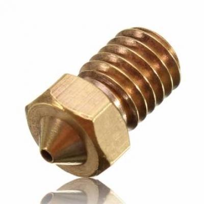 1.75mm/0.3 mm E3D brass nozzle - Сопло с отверстием 0,3 мм. для экструдера E3D V6
