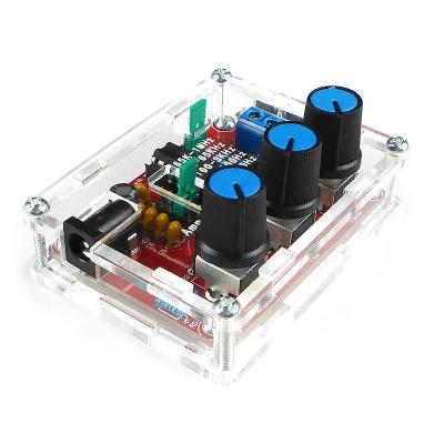 NS046box - Конструктор радиолюбителя для сборки генератора сигналов до 1 МГц