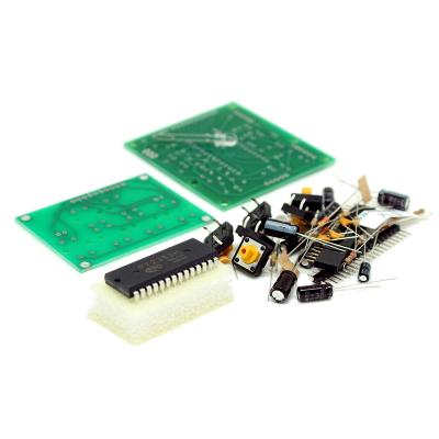 NT1217 - Предварительный усилитель 2.1 с режимом обьемного звучания.