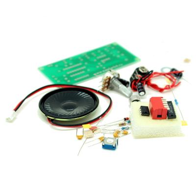 NT200 - Голосовая маска ( Voice Changer ) - набор для пайки