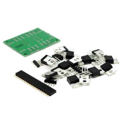 NT711 - Исполнительное устройсвто для модуля МР710 (16-каналов по 3А, мах. 55В)