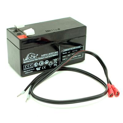 ACC 12V  1.3Ah DJW12-1.3 - Свинцово-кислотный аккумулятор 12В/1,3Ач