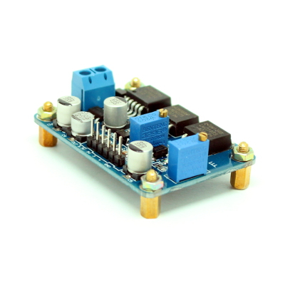 PW12-5-3-12-2 - Импульсный, 3-х канальный преобразователь напряжения. Вход 5-22В, выходы: 3,3В, 12-30В, 1,25-26В.