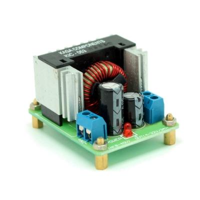 PW40-4-3 - Импульсный регулируемый стабилизатор напряжения 4…40В/3,0А