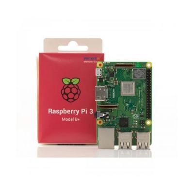 RAS0008 - Одноплатный ПК Raspberry Pi 3 Model B+