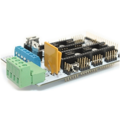 SH RAMPS - Платформа для 3D принтера REPRAP. Расширение для Arduino MEGA 2560
