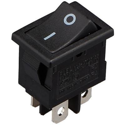 DK0206 - Выключатель клавишный с фиксацией SWR-45