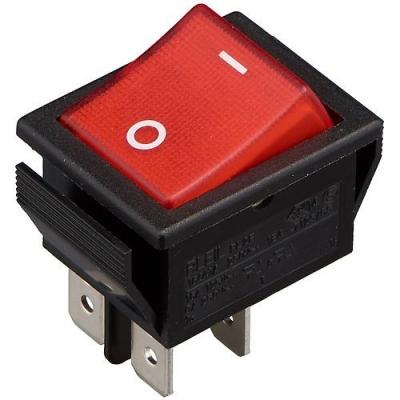 DK0207 - Выключатель клавишный SWR-78/R