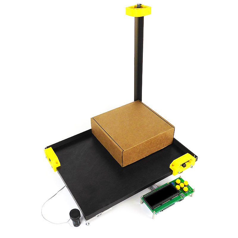 Мастер Кит, MP1518М, логистический сканер, сканер размера упаковки, автоматический сканер веса
